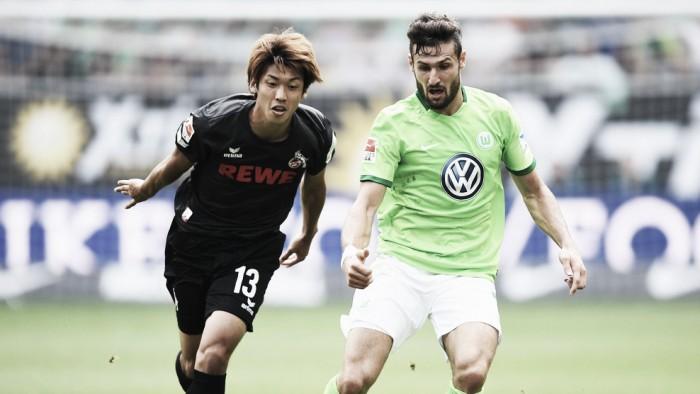Na estreia de Mario Gomez, Wolfsburg não sai do zero diante do Colônia