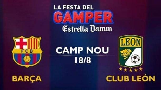 Live FC Barcelone - FC Leon, le match en direct