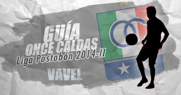 Guía VAVEL Liga Postobón 2014-II: Once Caldas