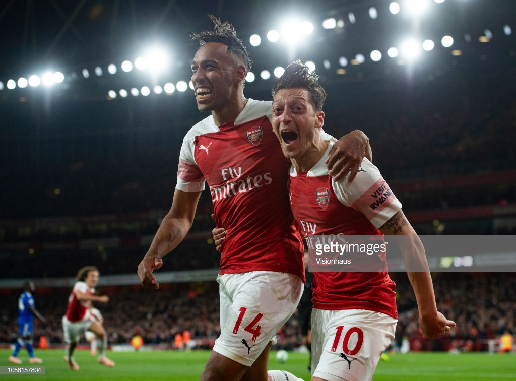 The Warm Down: Emery's Arsenal rack up tenth consecutive win