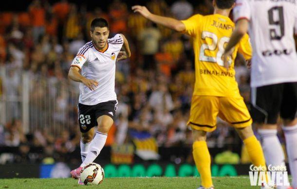 """Carles Gil: """"El Valencia tiene que estar entre los 4 primeros"""""""