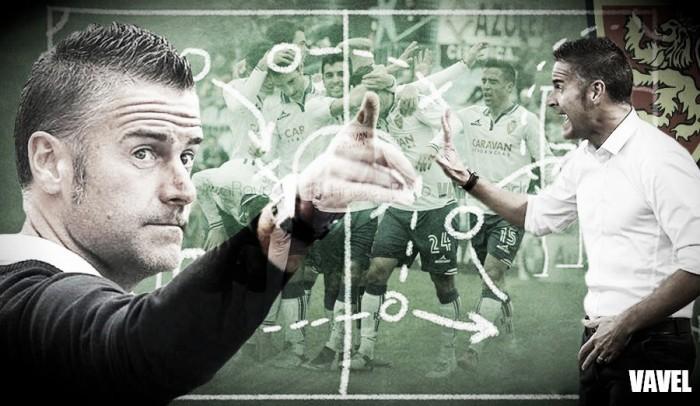 Los engranajes de Lluís Carreras: Real Zaragoza - Bilbao Athletic