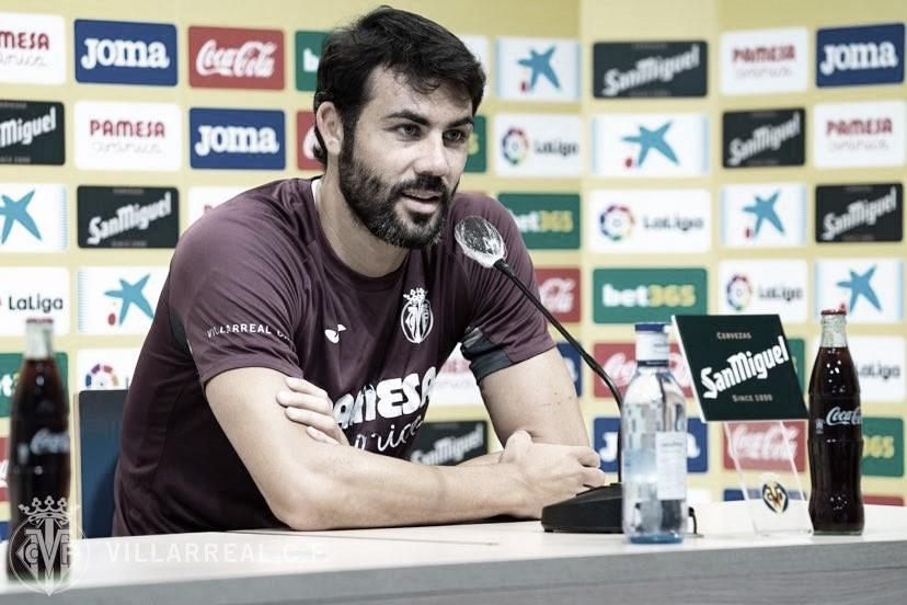 """Vicente Iborra: """"Un derbi siempre es bonito"""""""