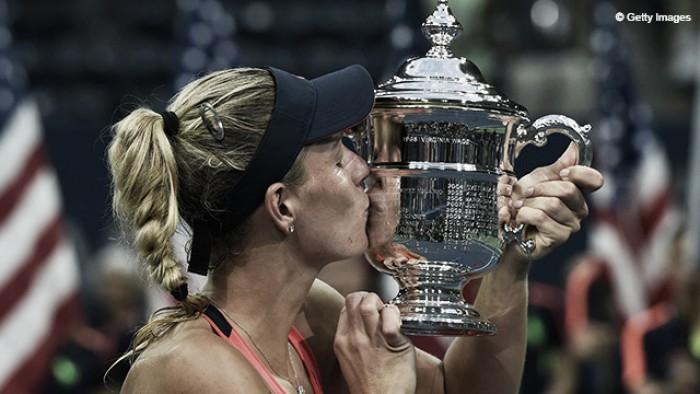 Angelique Kerber vence Karolina Pliskova e fatura o título do US Open