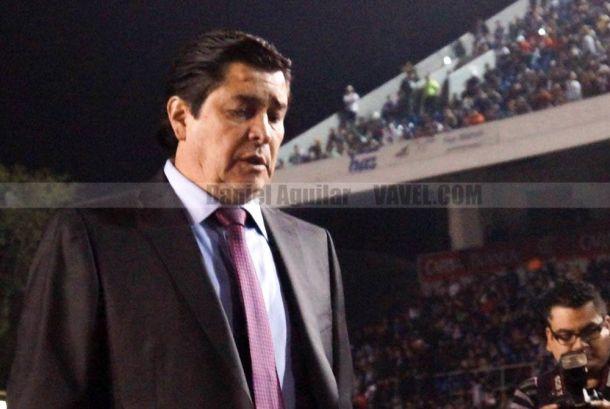 """Luis Fernando Tena: """"No hemos estado finos"""""""