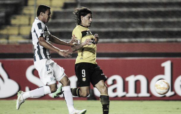 Resultado Atlético Nacional - Barcelona de Ecuador (2-3)