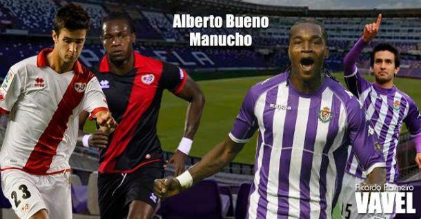 Manucho y Alberto Bueno: la extraña pareja