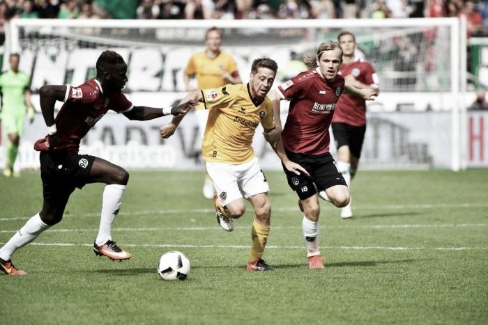 Fora de casa, Dynamo Dresden derrota Hannover na 2. Bundesliga