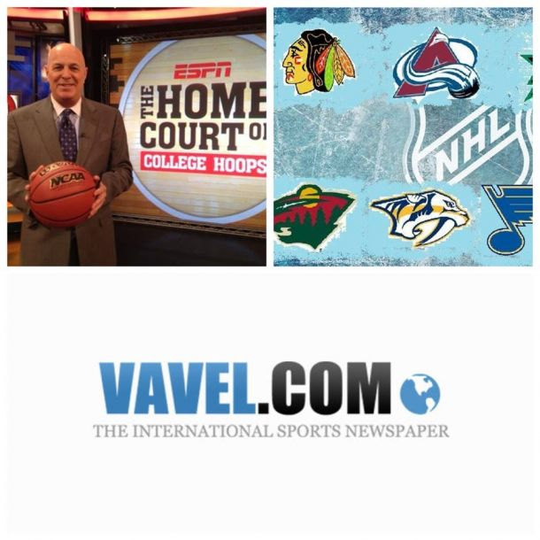 VAVEL USA Radio: Special Interview With Seth Greenberg / NHL Talk With Christian Hansen