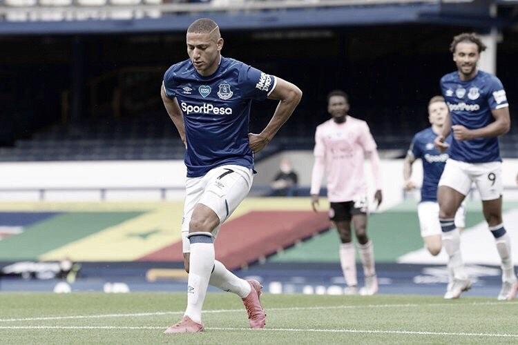 Com gol de Richarlison, Everton supera Leicester e mantém boa fase na Premier League