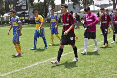 La Liga MX sigue apoyando jóvenes, ahora con el Torneo Sub-15 Invierno 2013