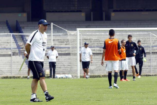 Guillermo Vázquez buscará volver a triunfar en su segunda etapa con Pumas