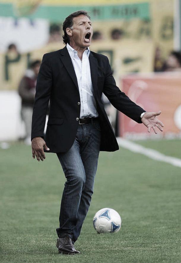 """Miguel Ángel Russo: """"Yo me hago cargo de todo"""""""