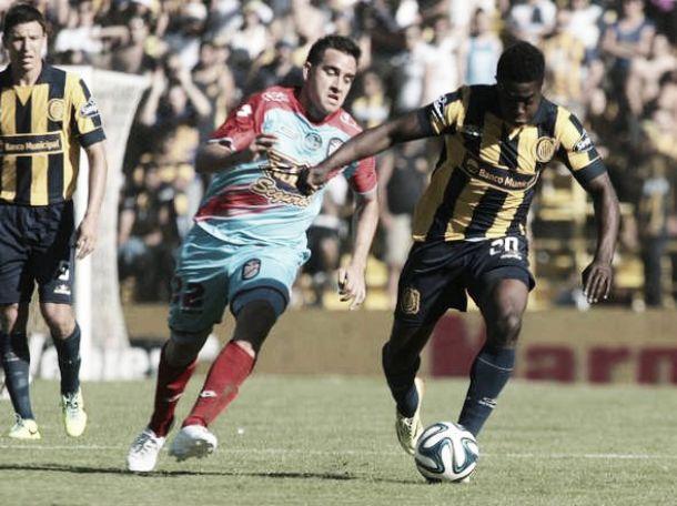 Rosario Central - Arsenal: puntuaciones del 'Canalla'