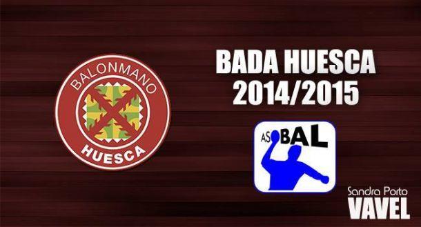 Bada Huesca 2014/15
