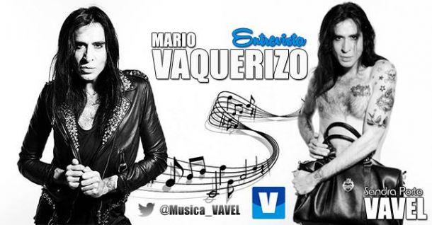 """Entrevista. Mario Vaquerizo: """"Soy feliz al lado de las Nancys Rubias"""""""