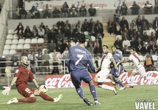 Real Madrid busca a recuperação em casa diante do Rayo Vallecano
