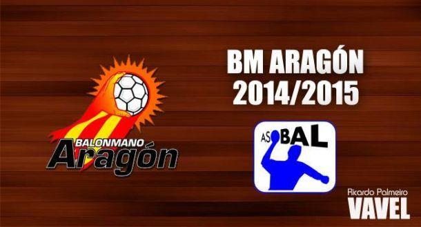 BM Aragón 2014/15