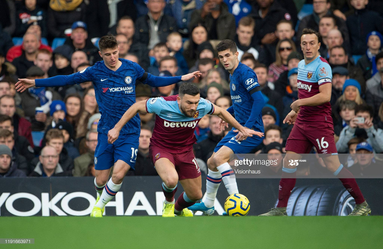 Chelsea vs West Ham United: FIVE Biggest Clashes