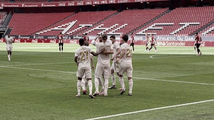 Real Madrid vence Athletic Bilbao, dispara na liderança e aumenta pressão sobre Barcelona