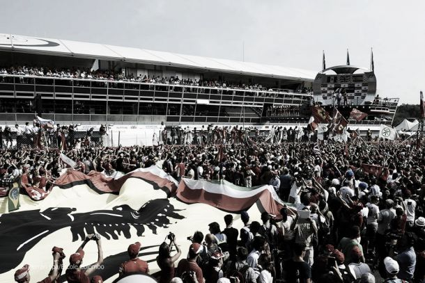 Resultado Carrera del GP de Italia 2014 de Fórmula 1
