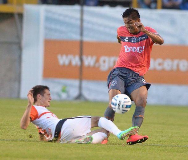 Atlético San Luis vapuleó a Correcaminos