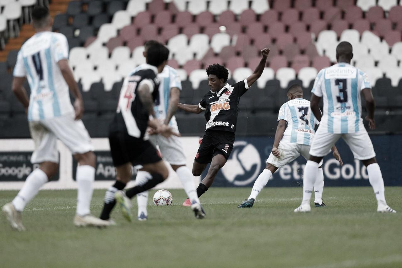 Em busca da primeira vitória no Campeonato Carioca, Vasco e Macaé miram recuperação na temporada