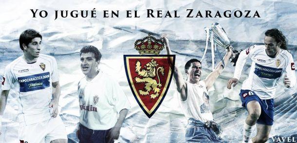 "Yo jugué en el Real Zaragoza: ""La Bruja"" Berti"