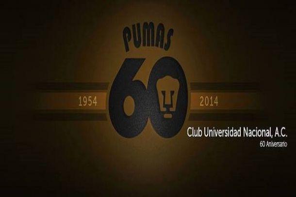 Pumas, celebrando 60 años de debut profesional