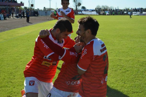 De la mano de Aldo Díaz, Tacuarembó consiguió su primera victoria