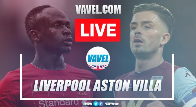 Liverpool vs Aston Villa: Live Stream and Score Updates 2 ...