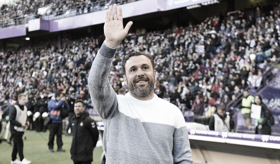 """Sergio González: """"Tenemos que sumar entre 38 y 40 puntospara quedarnos en Primera"""""""