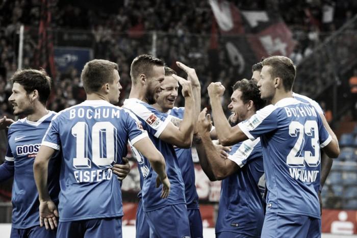 Em jogo de nove gols, Bochum supera Nuremberg na 2. Bundesliga