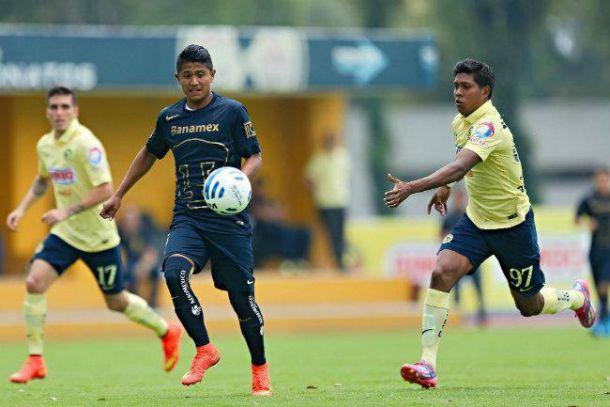 Daniel Ramírez se mantiene como baja en Pumas