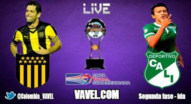 Peñarol vs. Deportivo Cali, Copa Sudamericana en vivo online