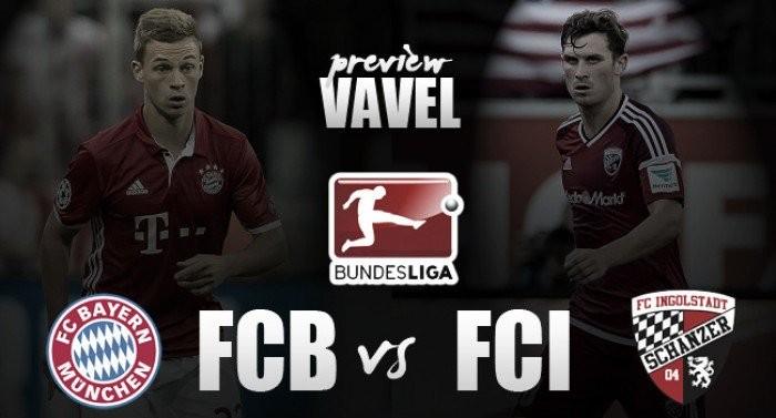 Buscando liderança, Bayern de Munique recebe Ingolstadt no dérbi da Baviera pela Bundesliga