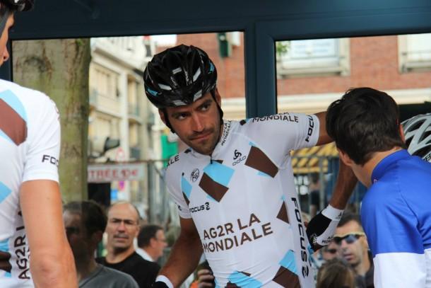 Le Critérium d'après-Tour de Lisieux, moment de partage