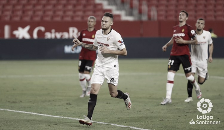 Sevilla confirma favoritismo e complica vida do Mallorca na elite do Espanhol