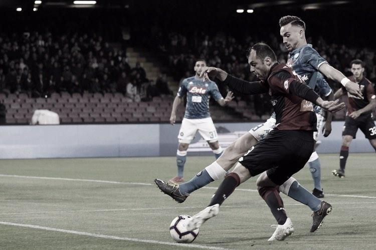 Na luta contra o rebaixamento, Genoa recebe Napoli