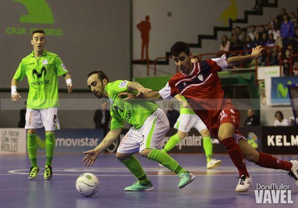 Inter Movistar - Santiago Futsal: destino ganar