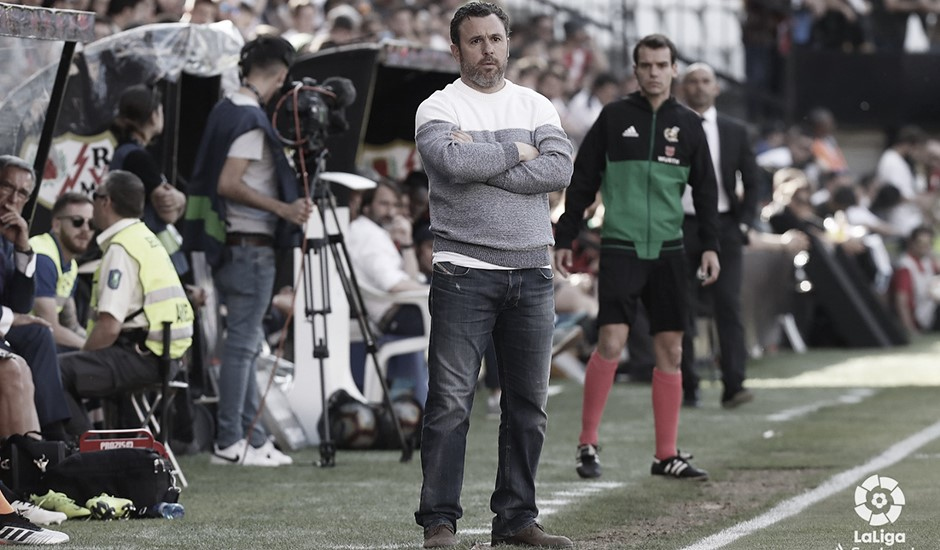 """Sergio González: """"No somos conscientes de lo que hemos conseguido"""""""