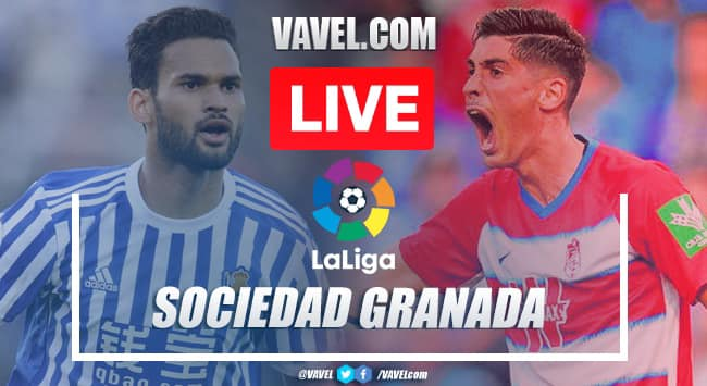 As it happened: Real Sociedad 2-3 Granada