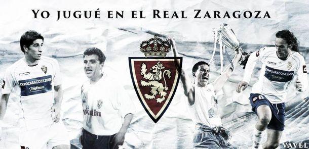 Yo jugué en el Real Zaragoza: César Sánchez