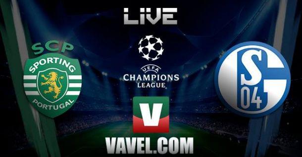 Sporting de Portugal vs Schalke 04 en vivo y directo online