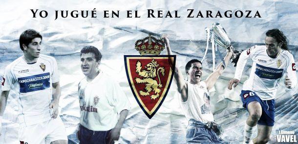 Yo jugué en el Real Zaragoza: Santi Aragón