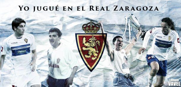 Yo jugué en el Real Zaragoza: Gustavo Poyet