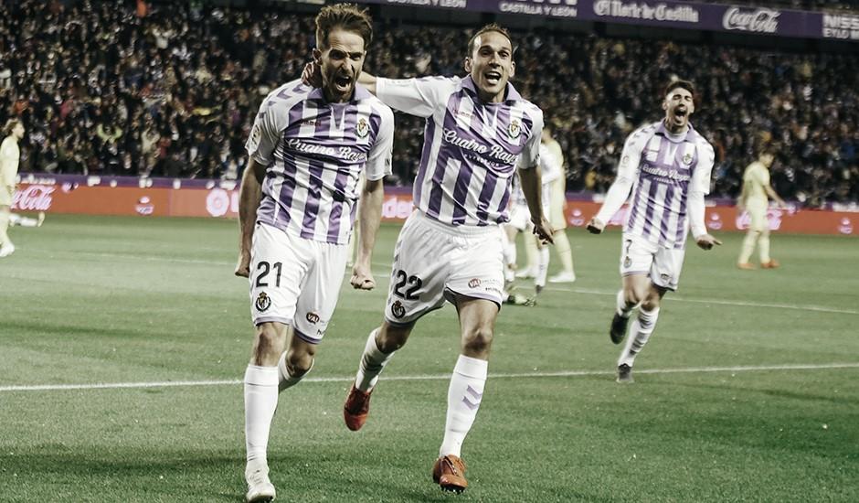 Míchel y Kiko Olivas continuarán como blanquivioletas