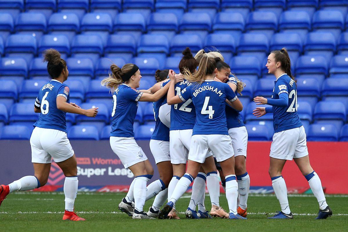 Everton FC Women | Biography & Wiki | VAVEL International