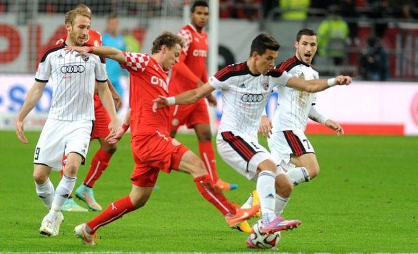Fortuna Düsseldorf 0-0 Ingolstadt: Spitzenspiel sees defences ontop