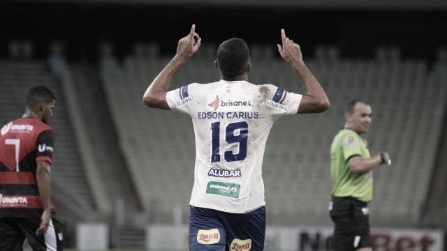 Fortaleza volta a campo com reservas e atropela Guarany de Sobral na Arena Castelão
